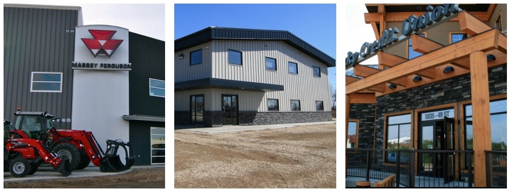Red Deer Building Contractors and Projects