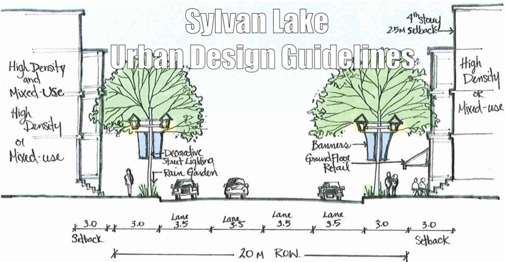 Urban Design Guidelines Sylvan Lake