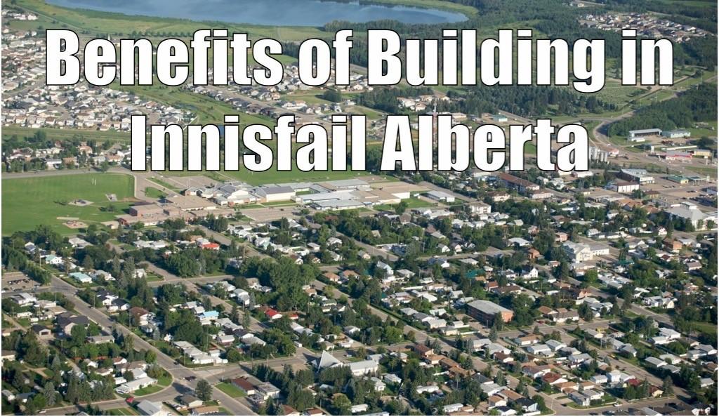 Innisfail Alberta Construction Company