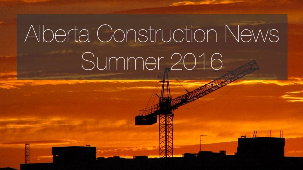 Alberta Construction News