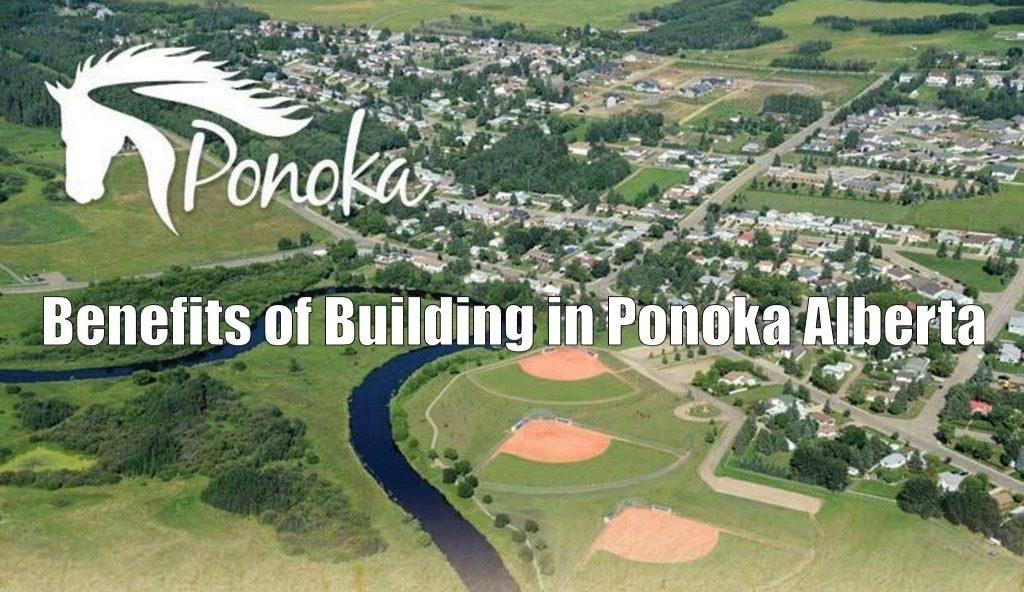 Ponoka Alberta Construction and Contractors