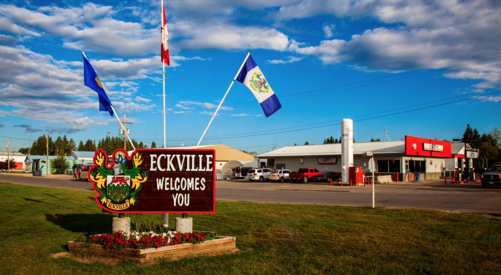 Build Business in Eckville AB