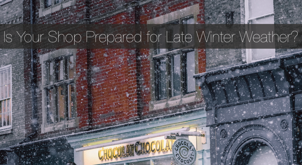 Late Winter Weather Preparedness for Your Commercial Business