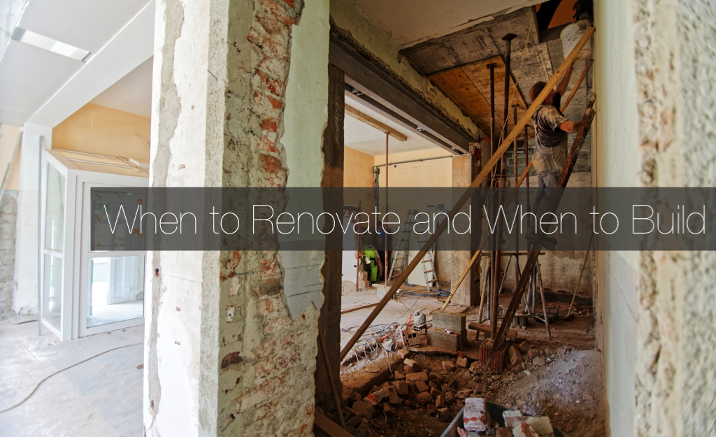 Renovation vs New Commercial Construction Alberta
